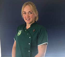 Charlotte Prothero Registered Veterinary Nurse