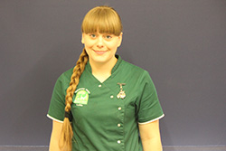 Charlotte Bradley Registered Veterinary Nurse