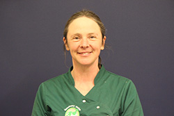 Trish Helme Registered Veterinary Nurse